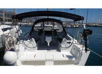 Alquilar velero en Marina Kastela - Dufour 382 Grand Large