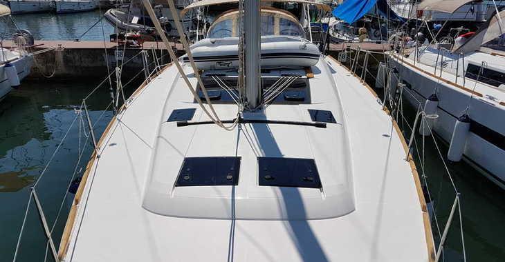 Alquilar velero en Veruda - Dufour 460 Grand Large