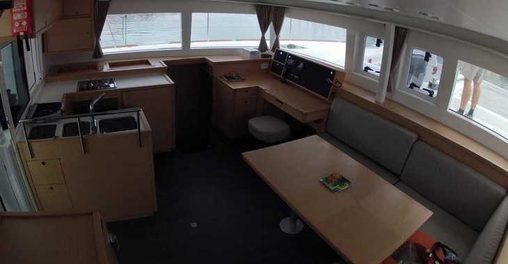 Alquilar catamarán en ACI Jezera - Lagoon 450