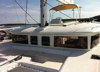 Alquilar catamarán Lagoon 450 en ACI Jezera, Jezera