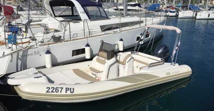 Alquilar barco a motor BSC 65 en ACI Pomer, Pomer