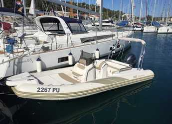 Rent a motorboat BSC 65 in ACI Pomer, Pomer