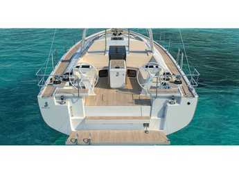 Rent a sailboat in ACI Pomer - Oceanis 51.1