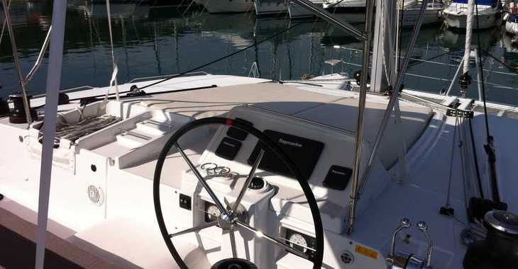 Alquilar catamarán en Veruda - Lagoon 450