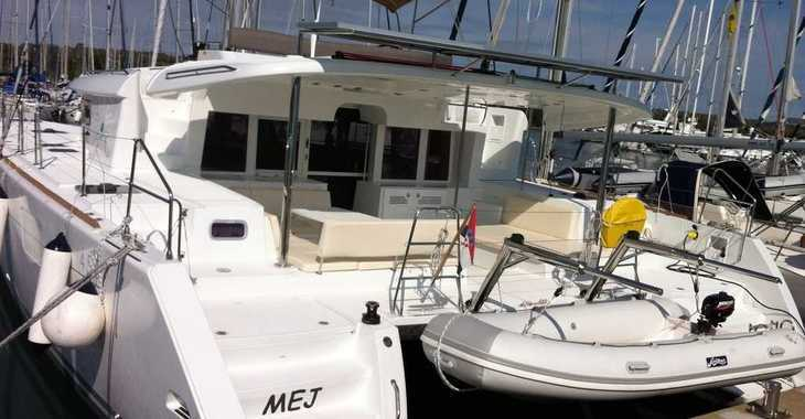 Alquilar catamarán Lagoon 450 en Veruda, Pula