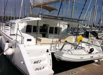 Rent a catamaran in Veruda - Lagoon 450
