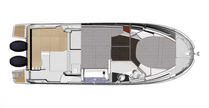 Alquilar barco a motor Merry Fisher 895 en Veruda, Pula