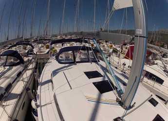 Rent a sailboat Hanse 445 in ACI Jezera, Jezera