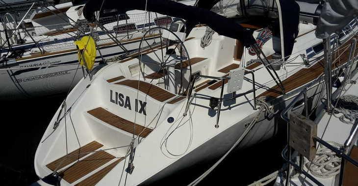 Alquilar velero Elan 431 en ACI Pomer, Pomer