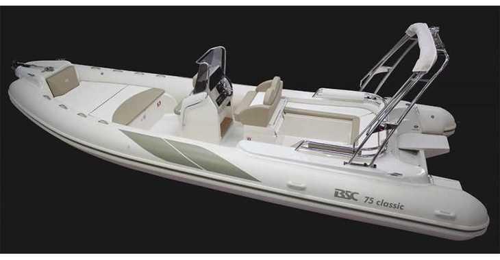 Alquilar barco a motor BSC 75 en ACI Jezera, Jezera