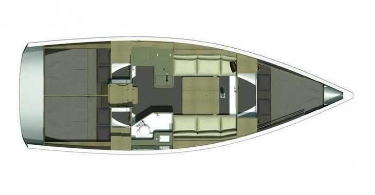 Alquilar velero Dufour 350 Grand Large en ACI Marina Dubrovnik, Dubrovnik city