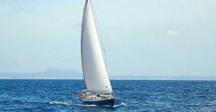 Rent a sailboat in Naviera Balear - Idylle 15.5