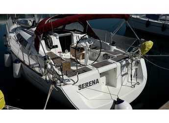 Rent a sailboat in ACI Pomer - Oceanis 37