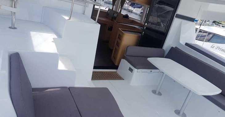 Alquilar catamarán Lagoon 42 en ACI Jezera, Jezera