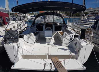 Rent a sailboat Dufour 410 Grand Large in ACI Jezera, Jezera