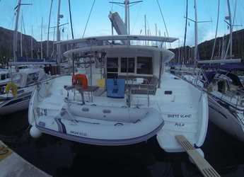 Chartern Sie katamaran in ACI Marina Dubrovnik - Lagoon 400 S2