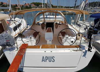 Rent a sailboat in Veruda - Dufour 412 Grand Large