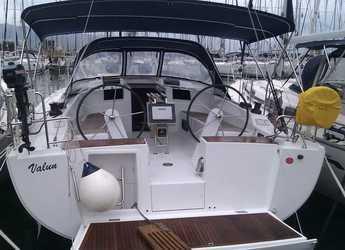 Rent a sailboat Hanse 415 in ACI Jezera, Jezera