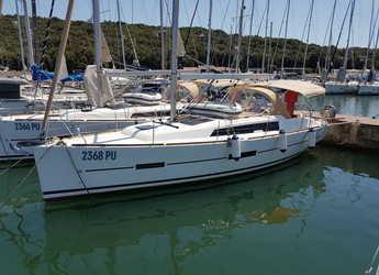 Alquilar velero Dufour 382 Grand Large en Veruda, Pula