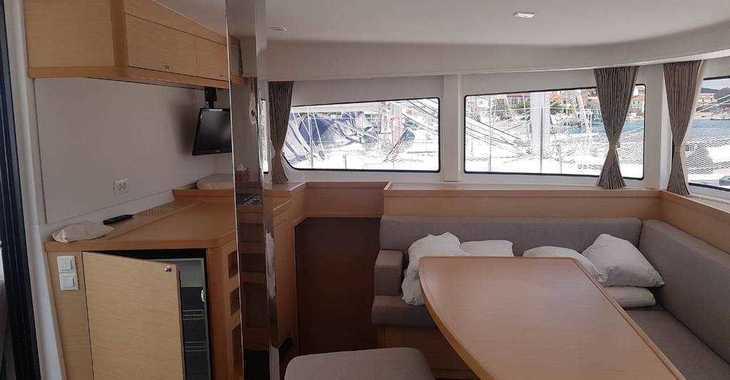 Alquilar catamarán Lagoon 42 en ACI Marina Dubrovnik, Dubrovnik city