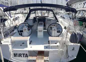 Louer voilier à Marina Kastela - Oceanis 38.1