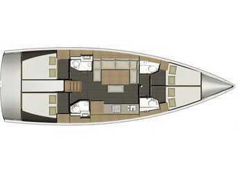 Rent a sailboat Dufour 460 Grand Large in ACI Jezera, Jezera