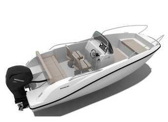 Rent a motorboat Quicksilver activ 605 sundeck in ACI Pomer, Pomer