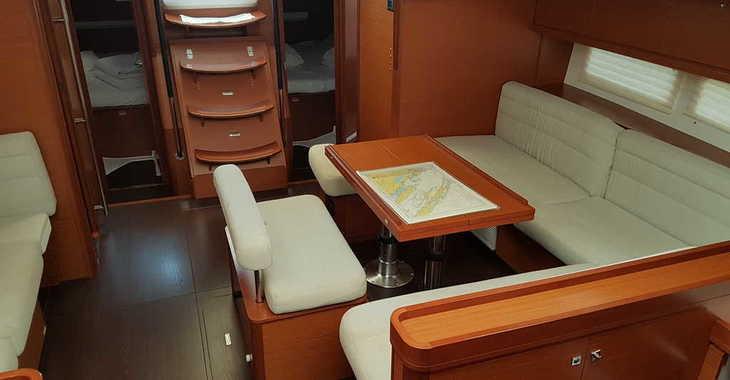 Alquilar velero Dufour 512 Grand Large en Veruda, Pula