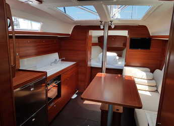 Rent a sailboat Dufour 382 Grand Large in ACI Pomer, Pomer