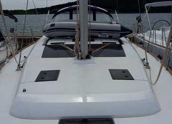 Rent a sailboat Dufour 410 Grand Large in ACI Pomer, Pomer
