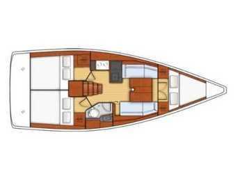 Rent a sailboat Oceanis 35.1 in ACI Pomer, Pomer