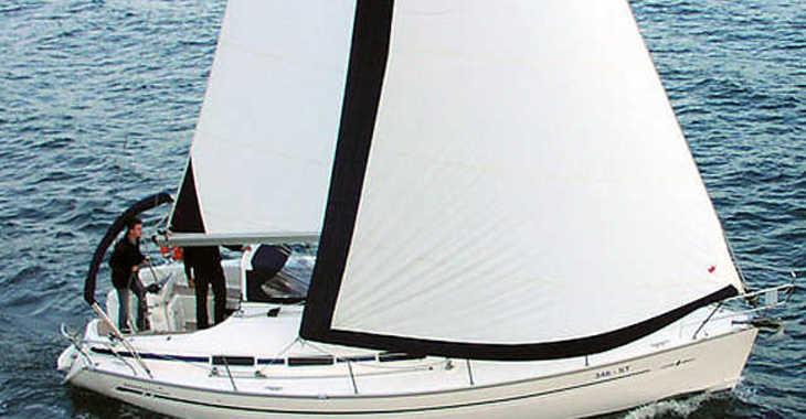 Alquilar velero Bavaria 32 en ACI Jezera, Jezera