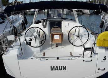 Alquilar velero Oceanis 38 en ACI Pomer, Pomer