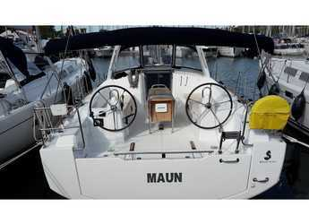 Rent a sailboat in ACI Pomer - Oceanis 38