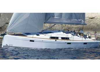 Rent a sailboat in Portocolom - Hanse 415