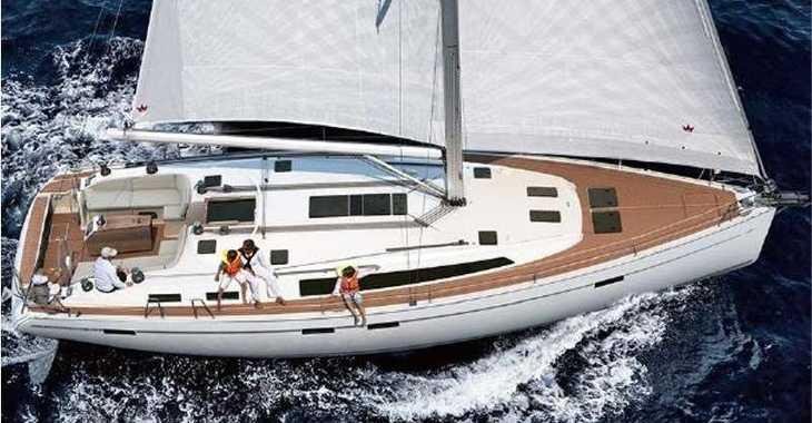 Rent a sailboat in Marina Sukosan (D-Marin Dalmacija) - Bavaria 51 BT '17