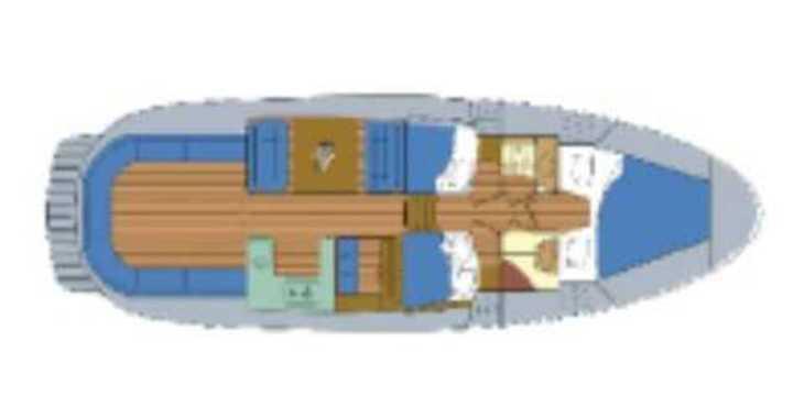 Alquilar lancha en Marina Sukosan (D-Marin Dalmacija) - Adria 1002 '05