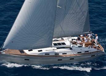 Rent a sailboat in Marina Sukosan (D-Marin Dalmacija) - Bavaria 50 BT '12