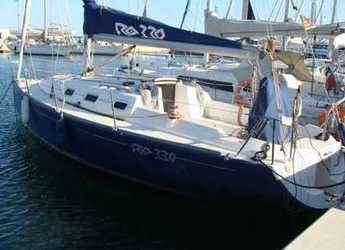 Rent a sailboat in Port Badalona - RO 330