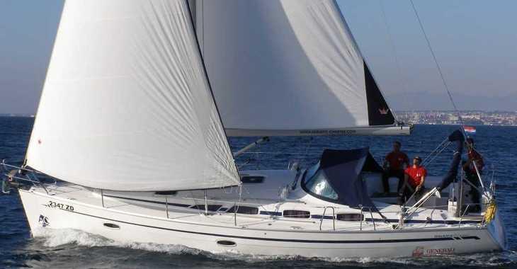 Alquilar velero Bavaria 40 BT '09 en Marina Kastela, Kastel Gomilica