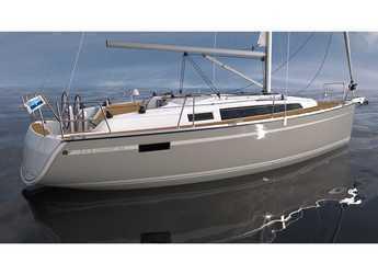Rent a sailboat in Marina Sukosan (D-Marin Dalmacija) - Bavaria 34 '17