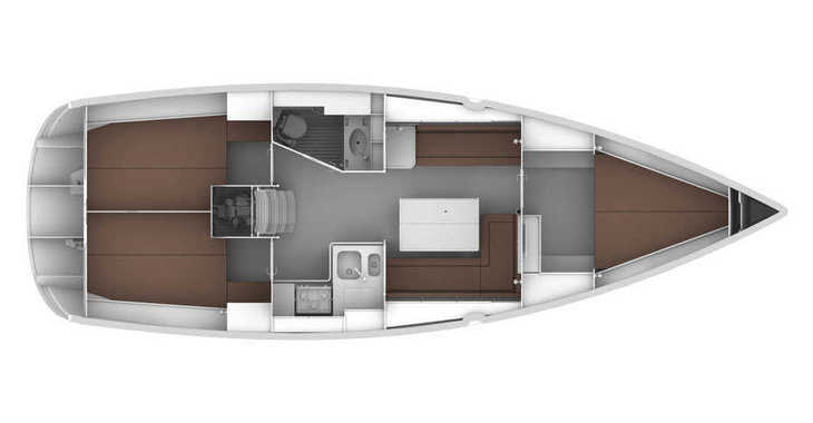 Alquilar velero Bavaria 36 '11 en Marina Sukosan (D-Marin Dalmacija), Sukosan