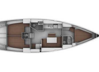Alquilar velero Bavaria 40 BT '13 en Marina Sukosan (D-Marin Dalmacija), Sukosan