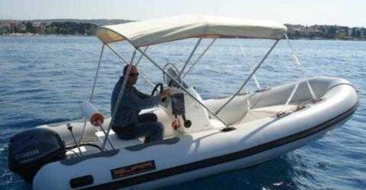 Alquilar lancha en Marina Zadar - Bura 5.0