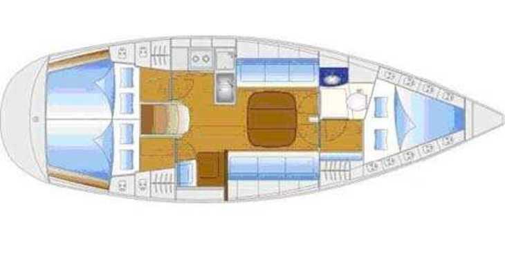 Alquilar velero Bavaria 34 en Marina Zadar, Zadar