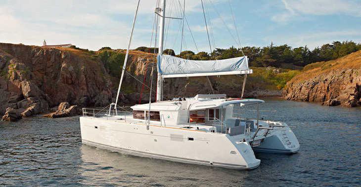 Alquilar catamarán Lagoon 450 Fly en Trogir (ACI marina), Trogir