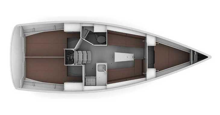 Alquilar velero Bavaria Cruiser 34 en Trogir (ACI marina), Trogir