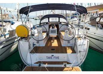 Rent a sailboat in Trogir (ACI marina) - Bavaria Cruiser 34