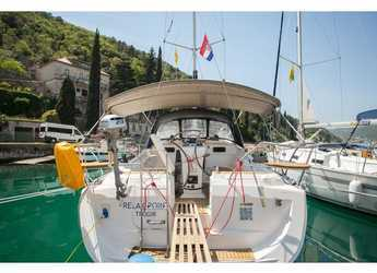 Rent a sailboat in ACI Marina Dubrovnik - Elan 384 Impression