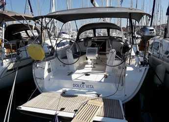Chartern Sie segelboot in Trogir (ACI marina) - Bavaria Cruiser 41